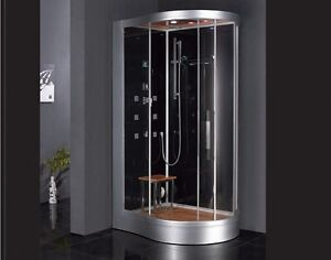 New DZ966F8 Steam Shower 47.25″x35.4″x89″