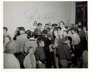 Maurice Richard Autograph