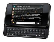 Nokia N900 Mobile Phone
