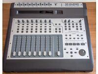 M AUDIO PROJECT MIX AUDIO/MIDI INTERFACE