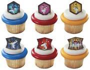 Power Ranger Cupcake