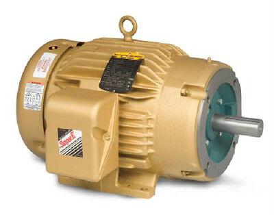 Cem2333t 15 Hp 1765 Rpm New Baldor Electric Motor