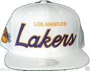 NBA Snapback Lakers