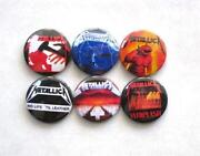 Metallica Button