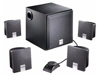 Creative Inspire 4.1, 4400 PC multimedia speaker system