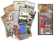 World War 1 Memorabilia