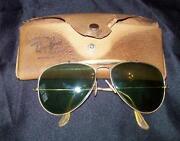 Ray Ban Sunglasses Aviator Gold