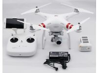 DJI Phantom 3 Standard Drone 2.7K HD 12MP Camera Drone