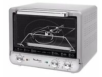 MOULINEX convection oven rotisserie - UNO XL 33L