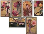 Artist Signed Postcards