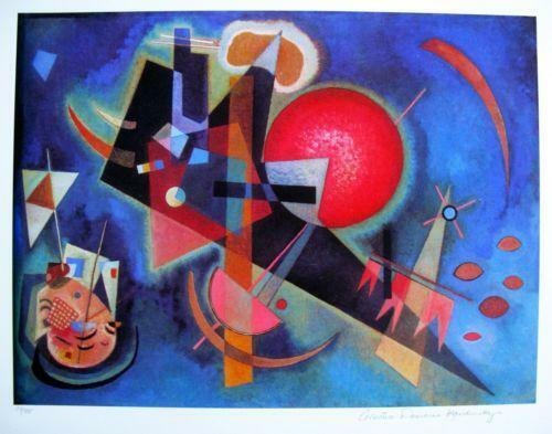 Kandinsky Art From Dealers Amp Resellers Ebay