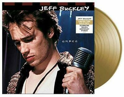 Jeff Buckley Grace 25th Anniversary GOLD COLOURED Vinyl LP Includes Hallelujah
