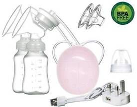 CanonG Electric Dual Breast Pump