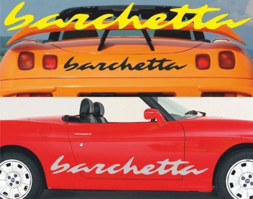 Barchetta aufkleber ebay - Wandtattoo ferrari ...