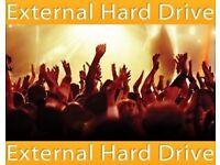 Party Classics Music Video Mp4 DJ VJ Collection on 2TB External Hard Drive