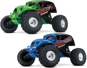 TRAXXAS Craniac 2WD Monster Truck (Red or Orange) Windsor Region Ontario image 1