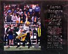 Aaron Rodgers NFL Plaques
