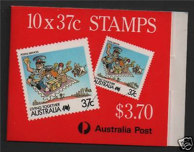Australia 1988 SB59 Booklet Complete MNH