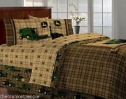 John Deere Bedding Set