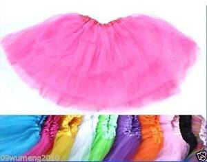 Hotpink 3 Layer TUTU SKIRT Dress Dance Kids/girl/Ladie /Princess Sydney City Inner Sydney Preview