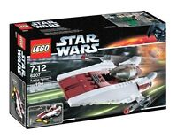 LEGO 6207 A-Wing Fighter