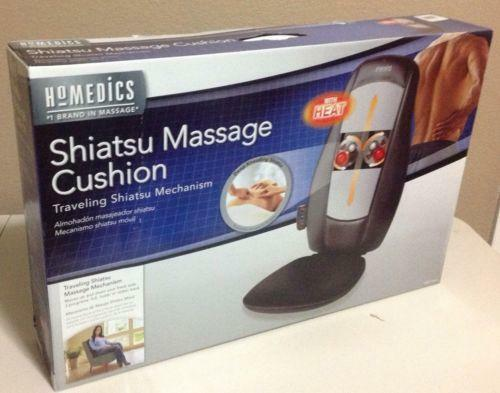 Homedics Back Massager New Ebay