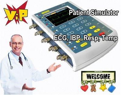 Usa Contec Ms400 Multi-parameter Patient Simulatorecg Simulatortouch Screen