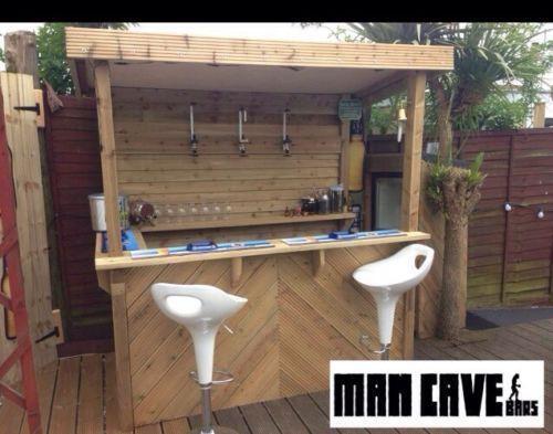 Outdoor bar ebay for Home bar design ideas uk
