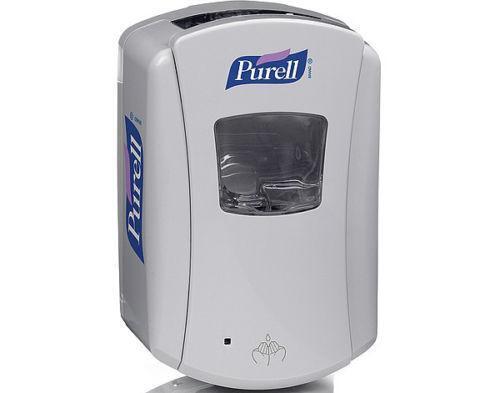 purell hand sanitizer dispenser refill instructions