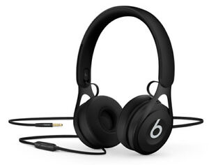 Beats by Dr. Dre - Beats EP Black Over the Head Cable Headphones