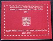 2 Euro Vatikan 2004