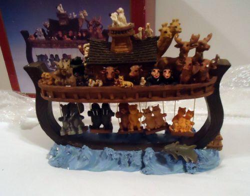 Noahs Ark Pottery Ebay