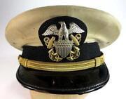 US Navy Officer Hat