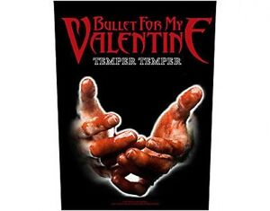 BULLET-FOR-MY-VALENTINE-temper-2014-GIANT-BACK-PATCH-36-x-29-cms-BFMV