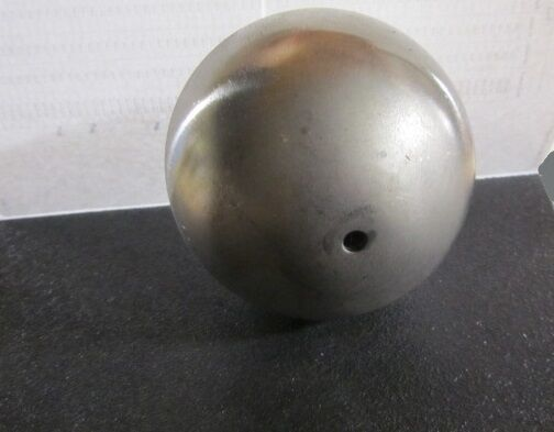 "304 Stainless Steel Hollow Sphere / Balls 8.00"" Diameter, 1 Pieces"