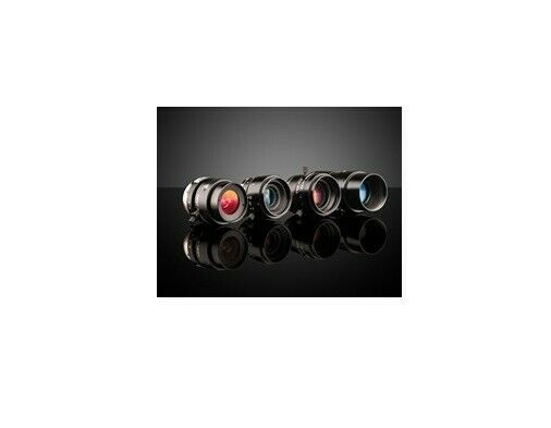 6mm FL Compact Fixed Focal Length Lens with Lock