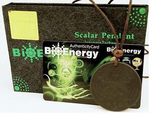 NEW Scalar Bio Energy Quantum Pendant Necklace Magnetic Health Power Jewellery