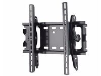2 x Tilting Wall Mounts for TV's (15'' to 40'') - Brand New and Boxed