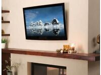 TV wall mounting service - £39 Book Now