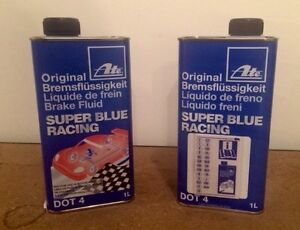 ATE SUPER BLUE RACING BRAKE FLUID DOT 4