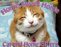 Home Sweet Home Cat and Home Sitters