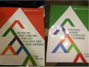 Human resources textbooks - Canadian edition
