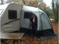 Porch awning for caravan Towsure Portico