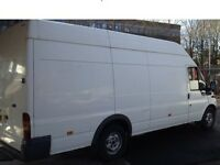 Removals Van Call Ali on 07473102444