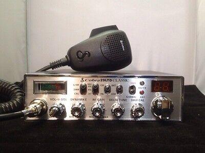Cobra 29 Ltd Classic Cb Radio NEW - View Description for Performance Upgrades