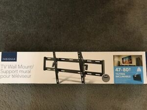 Insignia Tilting TV Wall Mount $130 obo