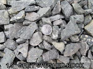 Crushed Rock - Round Rock - Base Gravel - Crusher Dust - Sand