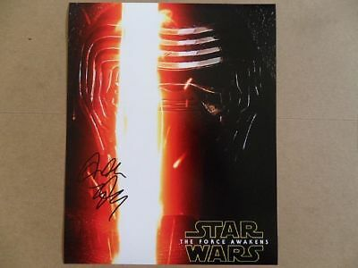 Adam Driver Signed Autographed Photo Episode VIII  - $4.77