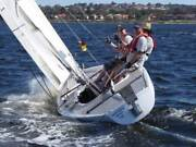 Yacht Soling Bicton Melville Area Preview