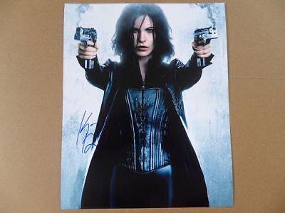 Kate Beckinsale Signed /Autographed Photo Selene, Underworld Blood Wars  - $9.51